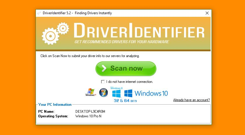 Driver Identifier A Great Way To Find Amp Download Drivers