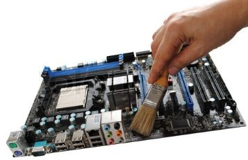 how to fully clean your computer