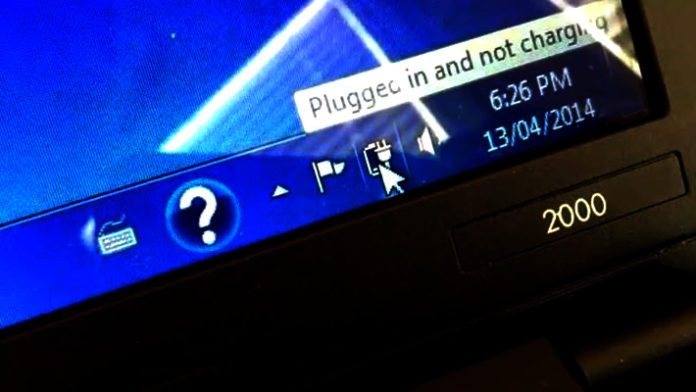 How to Fix Laptop\u0027s \u201cPlugged in Not Charging\u201d Problem? | DESKDECODE.COM