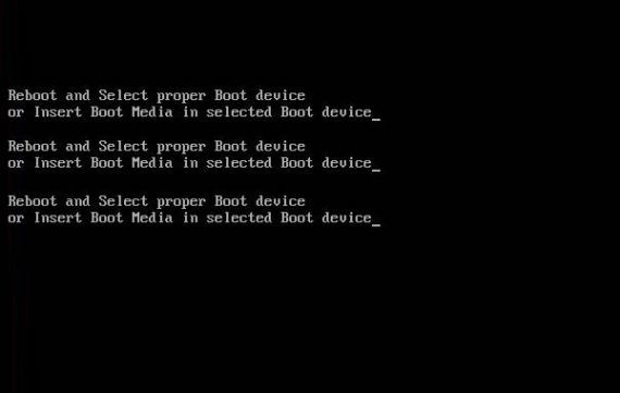 How To Fix Reboot And Select Proper Boot Device Problem