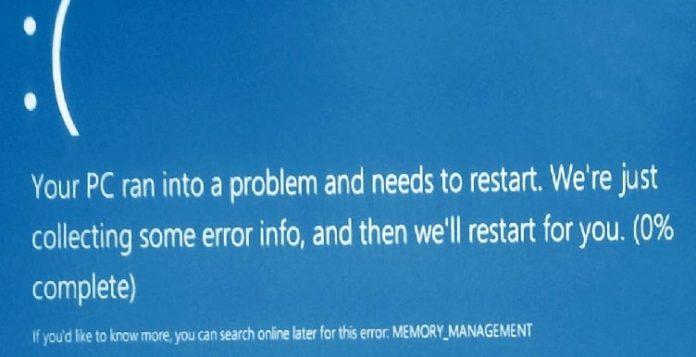 How To Fix MEMORY_MANAGEMENT \u2013 0x0000001A? | DESKDECODE.COM