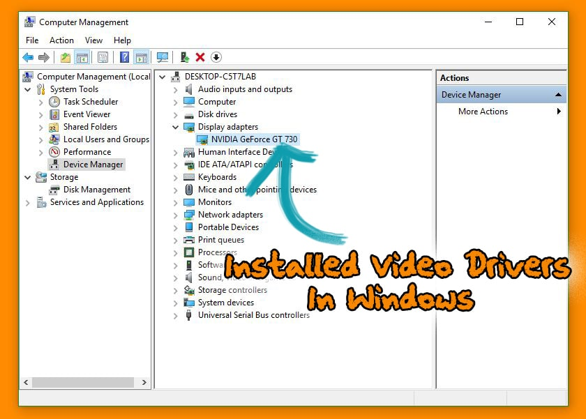 What Is A Video Driver And How To Install It