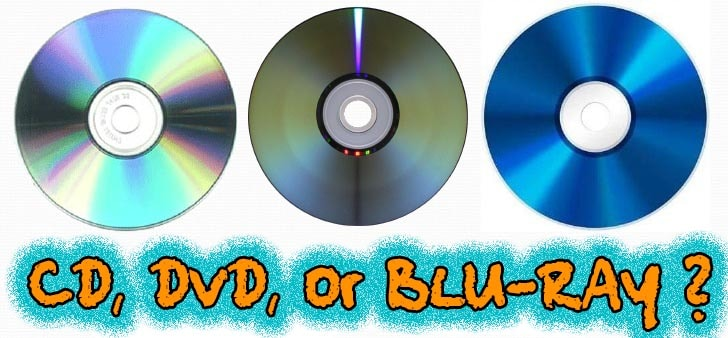 What S Cd Dvd Amp Blu Ray And How It Works Deskdecode Com