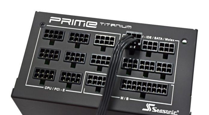 650 Watt 24//20-pin 4//8-pin ATX Computer System PC Power Supply with SATA PCIe