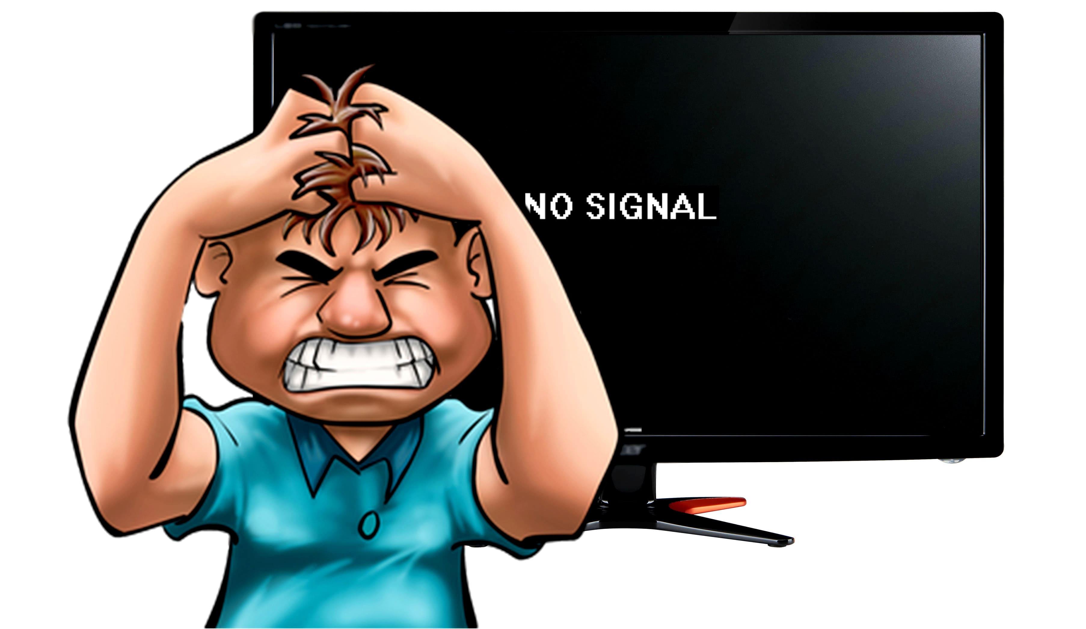 """How to Fix """"No Display"""" or """"No Signal"""" Desktop Computer's Problem"""