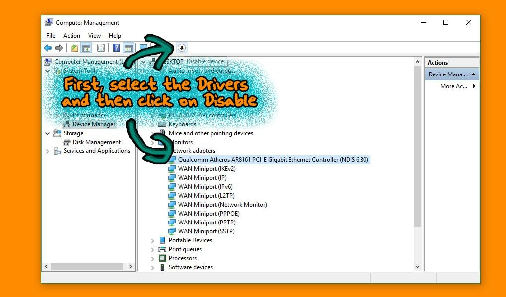 Windows Device Manager – What It Is & How To Use It? | DESKDECODE.COM